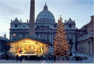 christmas-vatican